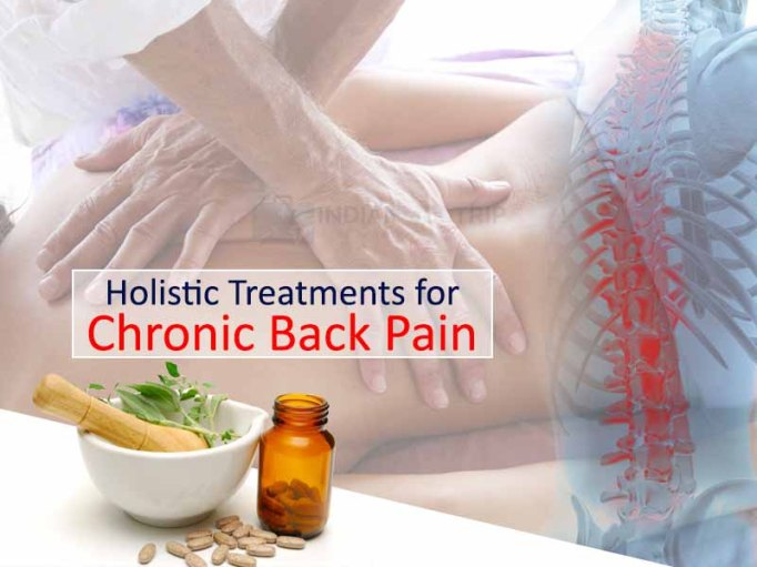 Holistic Treatments for Chronic Back Pain
